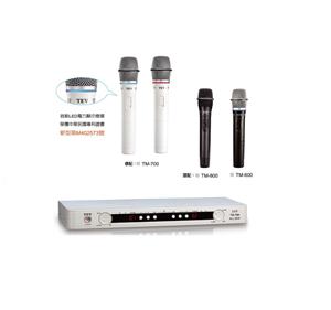 Ra mắt hai mẫu micro không dây karaoke chuyên nghiệp TEV TR-730, TR-632 Made in Taiwan cho thị trường Việt nam