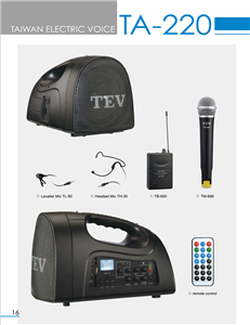 Loa trợ giảng TEV TA-220