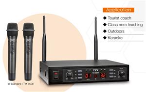 Micro không dây TEV TR-800II (NEW)