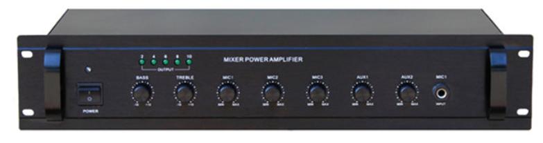 Amply mixer MA-60