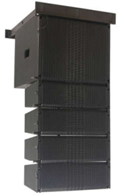 Hệ thống loa Line Array System LINX-204G