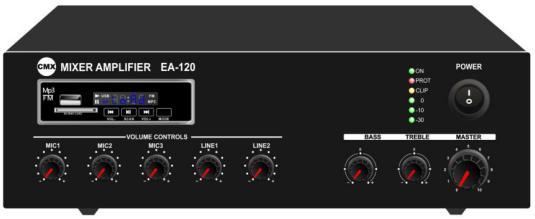 Amply mixer EA-120