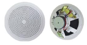 Loa âm trần chống nước 1.5W/3W/6W CMX CSK-66WE