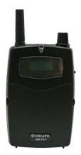 Bộ nhận UHF High Band PLL 100 kênh lựa chọn Chiayo CR-711