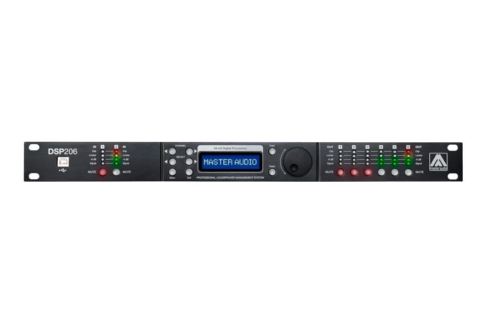 Bộ xử lý tín hiệu DSP206