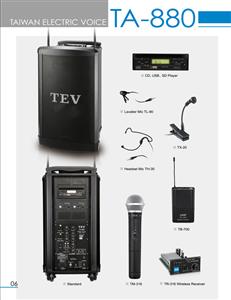 Loa trợ giảng TEV TA-880